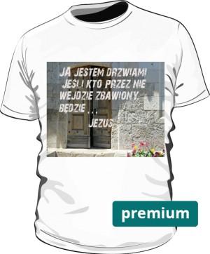 Koszulka Biała Premium