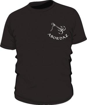 koszulka męska czarna