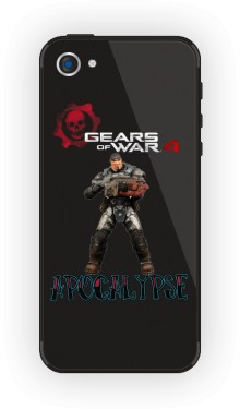 Case Gears Of war 4 Iphone 6