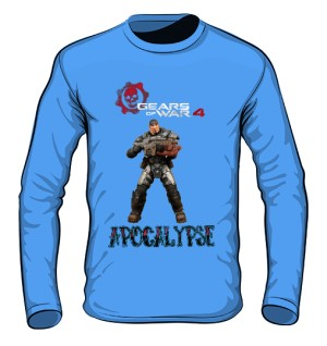 Bluza Męska Gears Of War 4