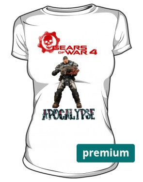 Tshirt damski Gears Of War 4