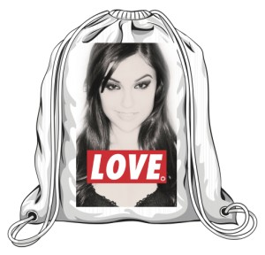 Gym Sack Love Sasha Grey