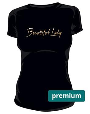Lady Koszulka premium damska