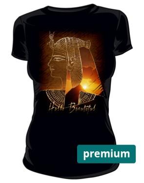 Egipt Koszulka Damska premium 2