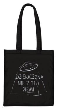 Kosmiczna dziewczyna torba