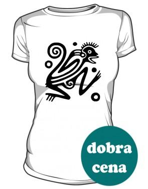 Mayan tshirt damski