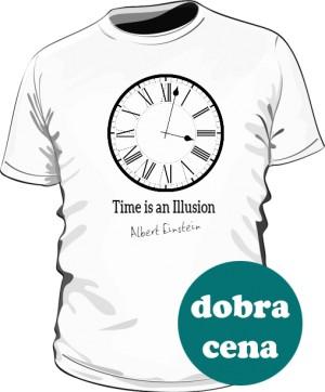 Czas koszulka męska