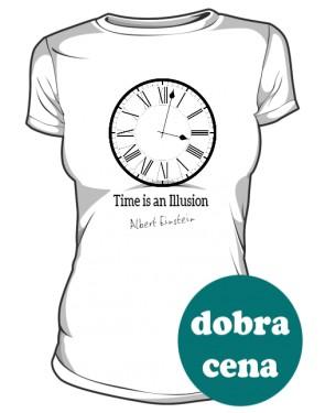 Czas koszulka damska