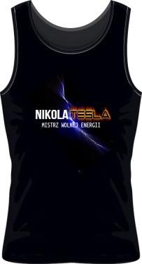 Tesla Top Męski