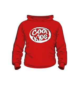 Cool Kids Bluza dziecięca kaptur