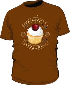 Niezłe Ciacho koszulka Męska