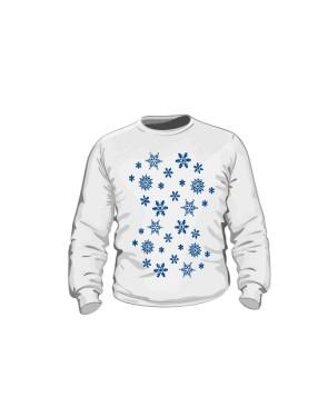 Gwiazdki Śniegowe Bluza Dziecko