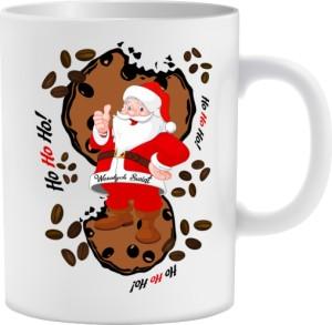 Mikołajowy Kubek kawosza Święta