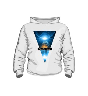 Kosmos 2 Home Bluza Dziecko