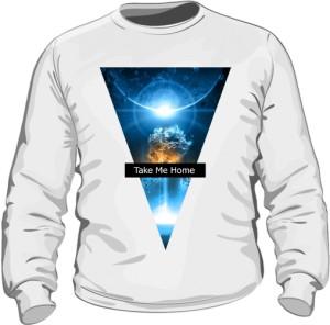 Kosmos 2 Home Bluza Męska