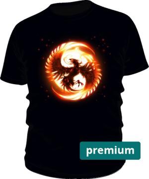 Feniks Koszulka Premium Męska