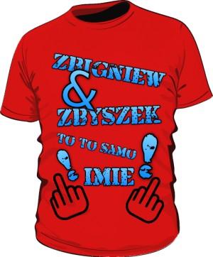 Zbigniew i Zbyszek