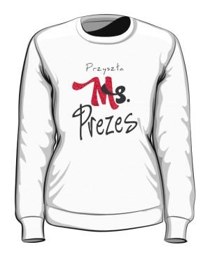 Bluza Pani Prezes