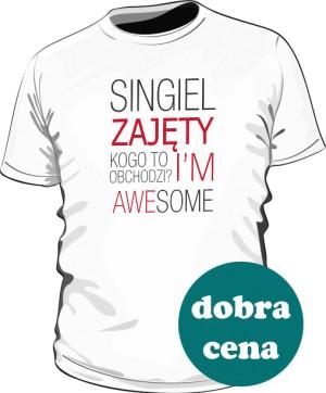 Koszulka Singla