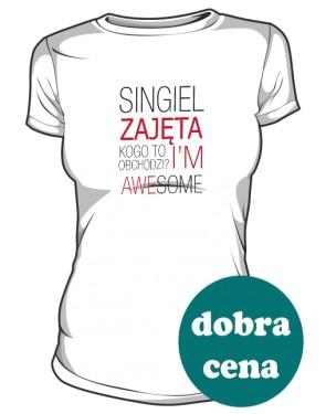 Koszulka Singielki