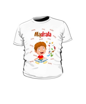 Mądrala Koszulka Dziecko