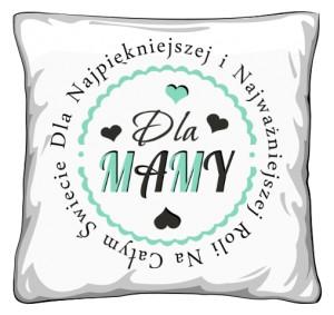 Poduszka  Najpiękniejsza Rola Mamy