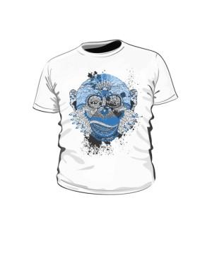 Koszulka Dziecko Małpa Aztek