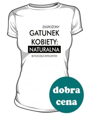 Koszulka Kobiety Naturalnej