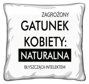 Poduszka Kobieta Naturalna