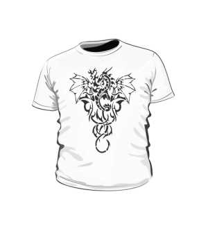 Koszulka Dziecięca Smok