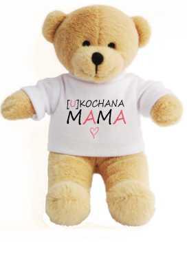 Miś w koszulce dla Ukochanej Mamy