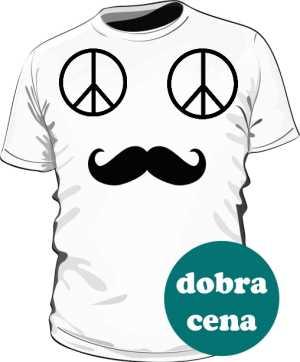 Koszulka Peace