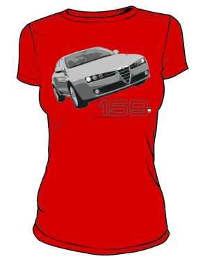 Alfa 159 RED