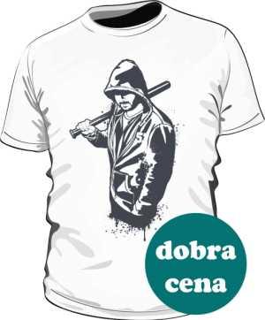 Koszulka Człowiek Dzielnicy