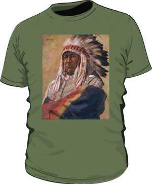 Koszulka Indianin
