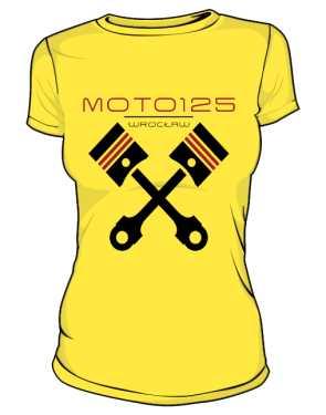 Koszulka damska M125W
