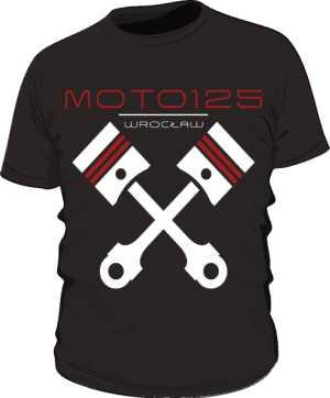 Koszulka męska M125W