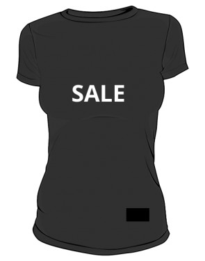 on sale womens tee