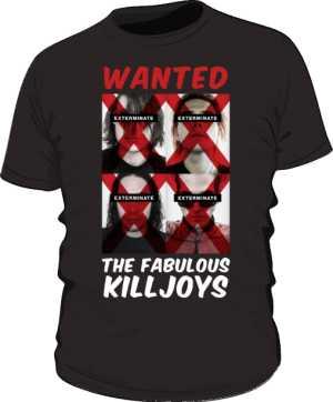 MCR Fabulous Killjoys