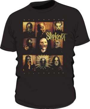 Slipknot 5 kolor