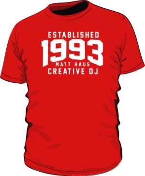 Koszulka 1993