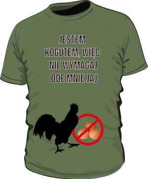 Koszulka bez jaj