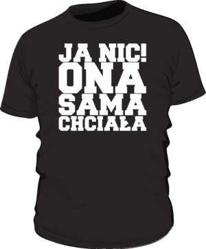 Koszulka Ona Sama