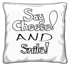 Cheese and Smile bluza dziecięca