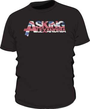 Asking Alexandria Union Jack