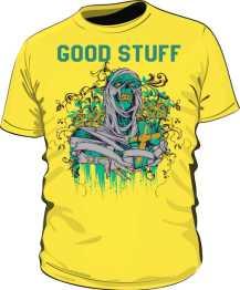 koszulka z nadrukiem 249761