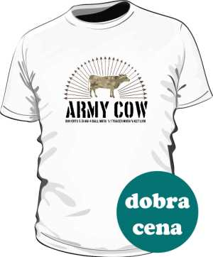 Army cow