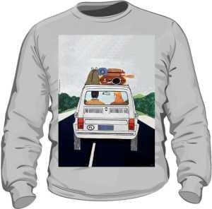 Extra bluza PRL