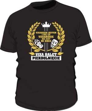 koszulka meska czarna