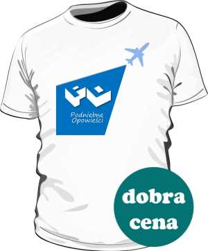 Koszulka z logo w latawcu